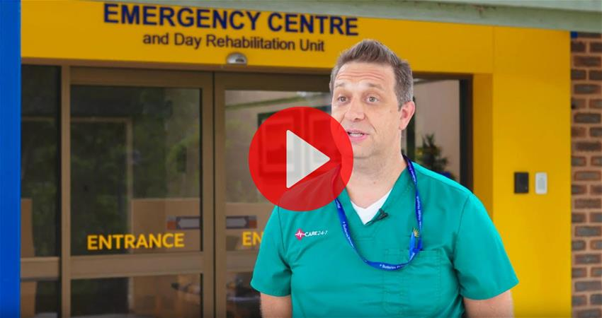 Buderim Private Hospital Emergency Centre