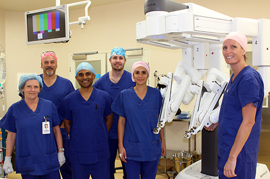 Robotically Assisted Prostate Cancer Surgery