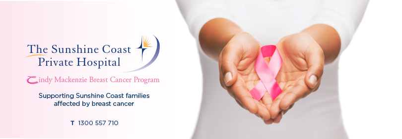 Cindy Mackenzie Breast Care Program